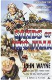 Sands of Iwo Jima - American flag