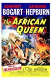The African Queen S.P. Eagle & John Huston