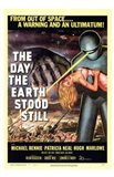 The Day the Earth Stood Still From Outer Space