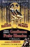 Gentlemen Prefer Blondes, c.1953 - style A
