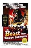 The Beast from 20 000 Fathoms By Eugène Lourié