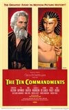 The Ten Commandments Pharoah