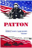 Patton - red, white, blue