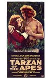 Tarzan of the Apes, c.1917 - style B