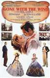 Gone with the Wind Vintage Poster