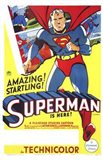Superman Amazing & Startling!
