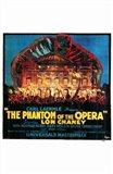The Phantom of the Opera Fire to Opera House