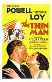 The Thin Man - yellow