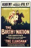 The Birth of a Nation Clansman