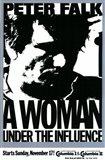Woman Under the Influence Peter Falk