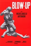 Blow Up Red Michelangelo Antonioni