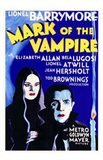 Mark of the Vampire - Blue