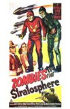 Zombies of the Stratosphere Movie Poster