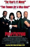 Pulp Fiction B&W Cast