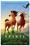 Spirit: Stallion of the Cimarron - cartoon