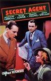 Secret Agent - movie poster