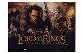 Lord of the Rings: Return of the King Cast