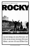 Rocky Black and White