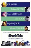 Shark Tale - characters