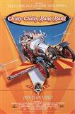 Chitty Chitty Bang Bang - flying car