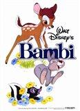 Bambi Thumper Flower