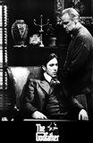 The Godfather B&W Scene