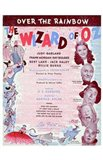 The Wizard of Oz Over the Rainbow