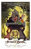 The Jungle Book Mowgli on Aztec Throne
