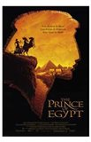 The Prince of Egypt Silhouette Pyramid