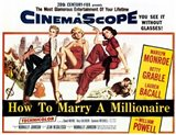 How to Marry a Millionaire, c.1953 - style A