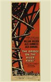 Bridge on the River Kwai Tall Tan Background