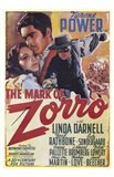 The Mark of Zorro Linda Darnell