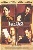 Lock Stock and 2 Smoking Barrels Main Characters