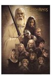 Lord of the Rings: the Two Towers Cast