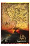 Lord of the Rings: the Two Towers Map