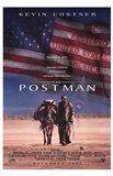 The Postman - American Flag