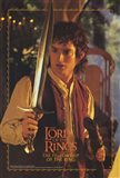 Lord of the Rings: Fellowship of the Ring Frodo with Sword