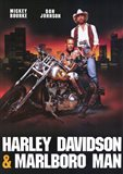 Harley Davidson and Marlboro Man