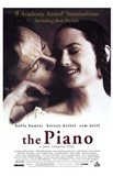The Piano Film Poster