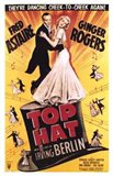 Top Hat - dancing cheek to cheek