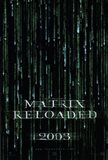 The Matrix Reloaded Logo