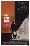 to Live and Die in La (movie poster)