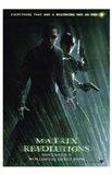 The Matrix Revolutions Neo & Trinity