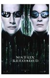 The Matrix Reloaded Neo and Trinity