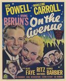 On the Avenue Dick Powell