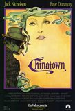 Chinatown Art Deco Film Poster