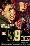 The 39 Steps Kenneth More Taina Elg