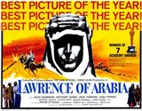 Lawrence of Arabia Best Picture of the Year Yellow