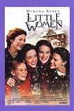 Little Women - purple frame
