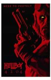 Hellboy Black and Red